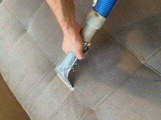Cavalier Carpet Cleaning | cleaning dirty furniture